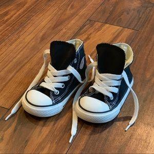 Converse toddler high top